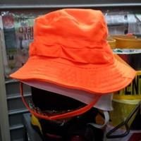 Topi Rimba Orange