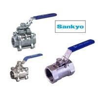 Ball valve sankyo 1