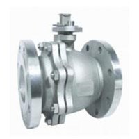 ball valve flange end 1