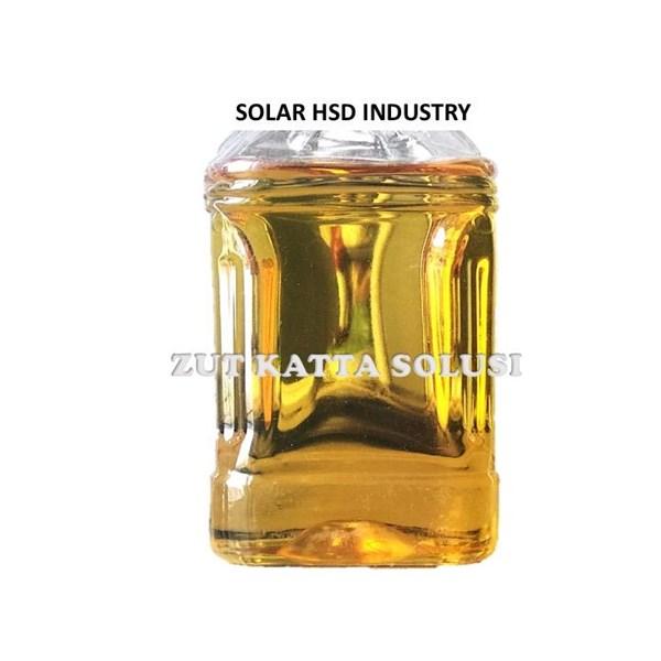 Minyak Solar Industri HSD