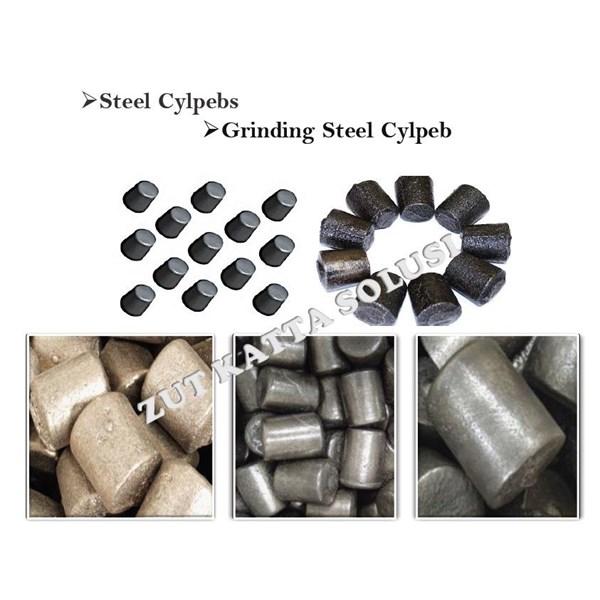 Steel Cylpebs