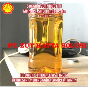 Dari Minyak Solar HSD Industri  2