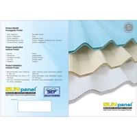 Beli Distributor Atap UPVC SUNPANEL/ROOFTOP 4