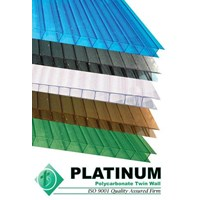 Distributor Atap Polycarbonate Sheet Platinum 1