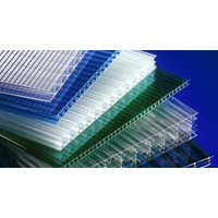 Jual Distributor Atap Polycarbonate Sheet Platinum 2