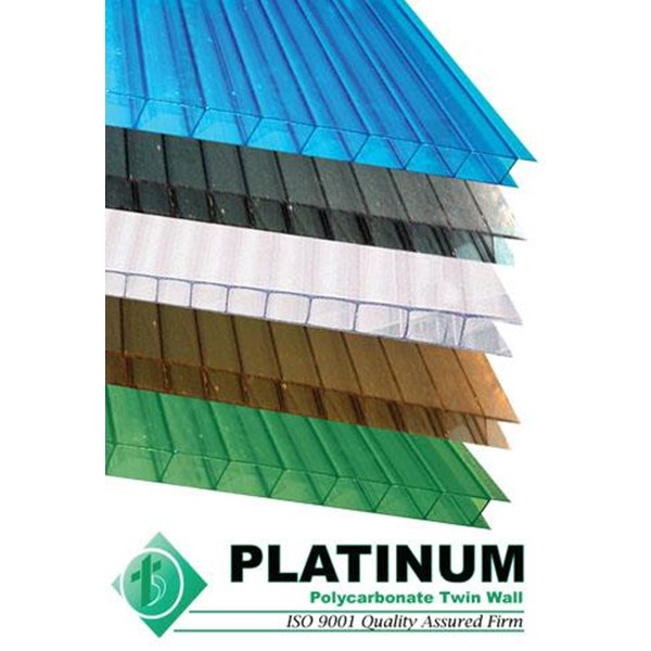 Distributor Atap Polycarbonate Sheet Platinum