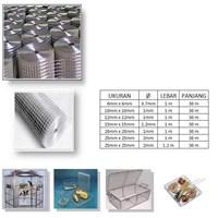 Jual Kawat Loket Stainless Steel