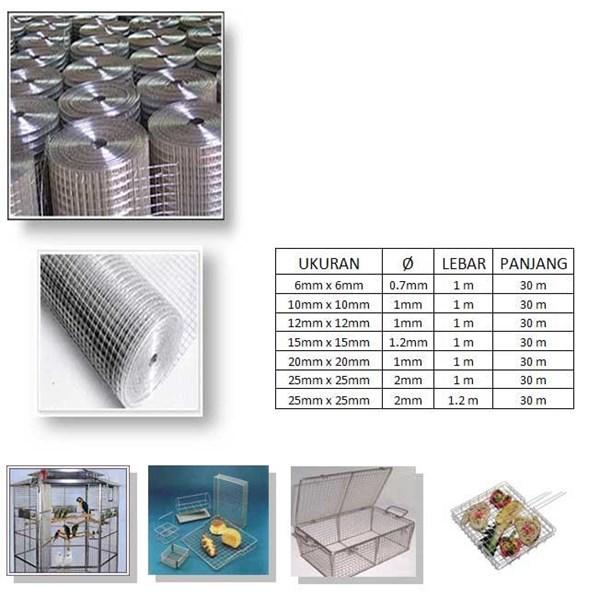 Kawat Loket Stainless Steel