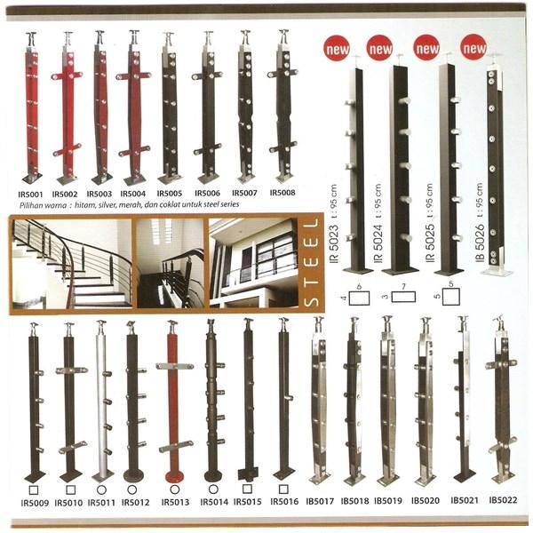 Distributor Tiang Tangga Stainless Steel Sus 201/304