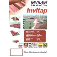 Distributor Atap UPVC INVITAP  1