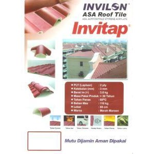 Distributor Atap UPVC INVITAP