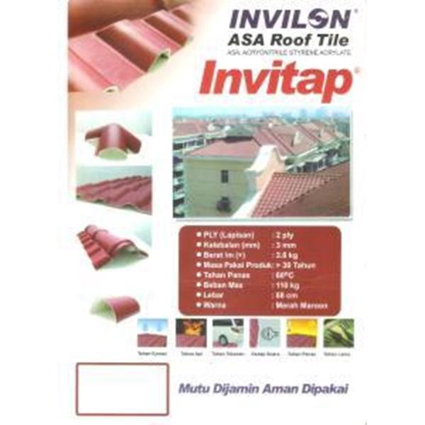 Distributor Atap UPVC INVITAP