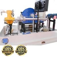 Liquid Control Flow Meter Skid System