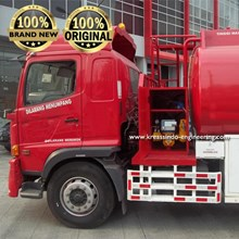 Flow Meter Truck System