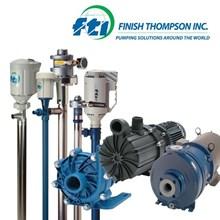 Vertical Pump FTI Drum Pump PFS Series