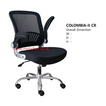 MODERN OFFICE CHAIR INVITI COLOMBIA SERIES