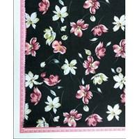 Kain Bordir dan Tekstil - Bahan Rayon print