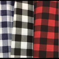 Jual Kain Bordir dan Tekstil - Bahan kain motif kotak-kotak