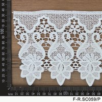 Jual Garmen dan Pakaian Bordir -  RENDA FR - GR0674 - 62362