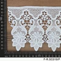 Jual Garmen dan Pakaian Bordir -  RENDA FR - GR0673 - 62363
