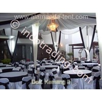 Sewa Tenda Dekorasi Pernikahan Jakarta By Alamanda