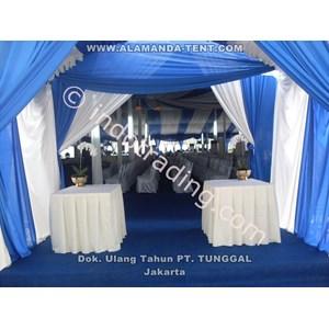 Sewa Tenda Dekorasi Vip Jakarta