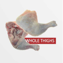 Daging Ayam Whole Thighs