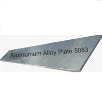 Jual Plat Aluminium Alloy 5083
