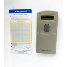 ONO SOKKI Digital Tachometer. type : HT-4100