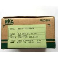 Jual RKC Digital temperature control. Model : REX-F4VNR-VV*2N 2