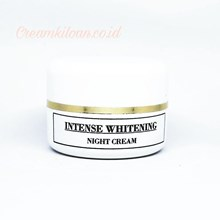 Cream Malam Pemutih Intens / Cream Kiloan Intense Whitening