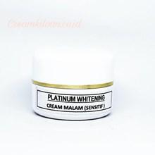 Platinum Whitening Series 3 / Cream Pemutih Kiloan Untuk Kulit Sensitif