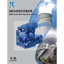Water Ring Vacuum Pump Shanghai Kaiquan