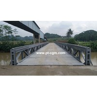 Jembatan Panel Bailey Type SSR DSR TSR