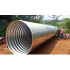 Corrugated Steel Pipe type Multi Plate Pipe 4