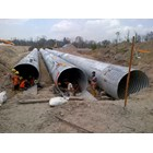 Corrugated Steel Pipe type Multi Plate Pipe 10