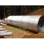 Corrugated Steel Pipe type Multi Plate Pipe 8