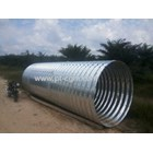 Corrugated Steel Pipe type Multi Plate Pipe 7