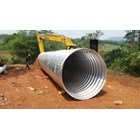 Corrugated Steel Pipe type Multi Plate Pipe 5