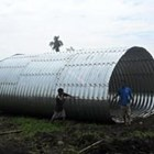Corrugated Steel Pipe type Multi Plate Pipe Arches 6