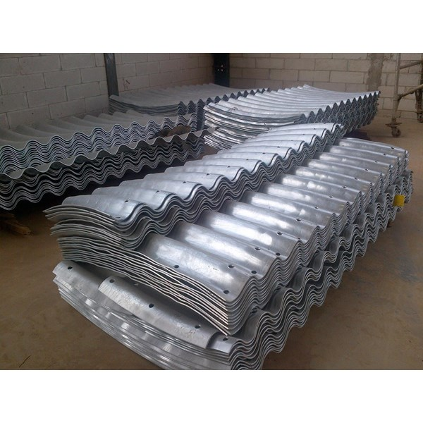 Corrugated Steel Pipe type Multi Plate Pipe Arches