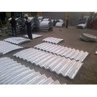 Aramco Corrugated Steel Pipe Type Multi Plate Arches 3