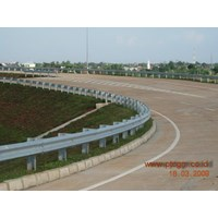 Guardrail Tebal 4.5mm