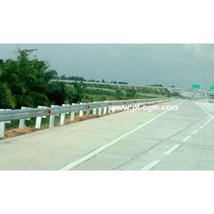 Guardrail Pagar Pengaman Jalan Tebal 6.0mm