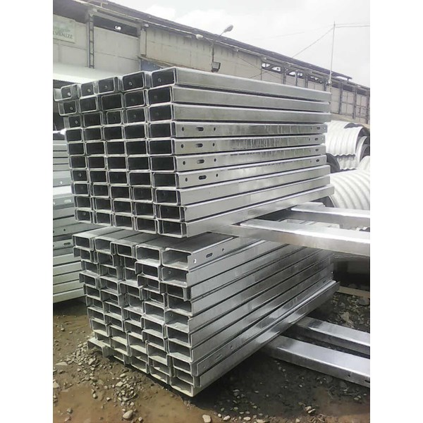 Guard Rail Type A Tebal 6.0mm