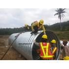 Corrugated Steel Pipe/Armco/Gorong Gorong Baja 4