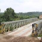 Jembatan Bailey tipe SSR DSR DDSR 6