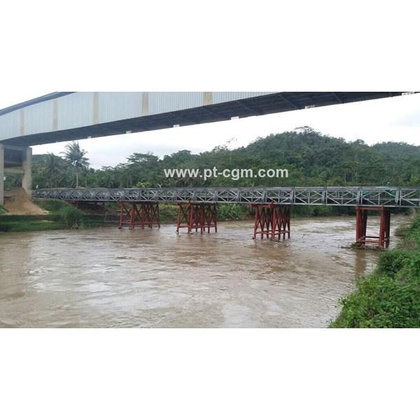 Jembatan Bailey Type SR SSR DS DSR