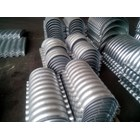 Ready stock Corrugated Steel Pipe/Gorong Gorong Baja 4