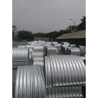 Jual Ready stock Corrugated Steel Pipe/Gorong Gorong Baja